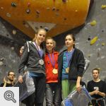 Podium Youth B filles<br/>© D. Timmermans