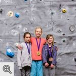 Podium youth D filles<br />© M. Timmermans