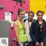 Podium Youth B filles<br />© M. Timmermans