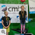 Podium Youth C filles du championnat belge<br/>© M. Timmermans
