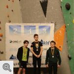 Podium Youth B garçons<br/>© Edith Staes