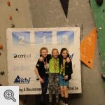 Podium Youth C filles<br/>© Edith Staes