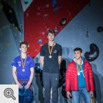 Podium Junior garcons<br/>© M. Timmermans