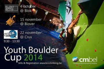 Youth Boulder Cup : Manche 2