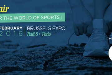 Salon Sports Fair au Heysel ce weekend