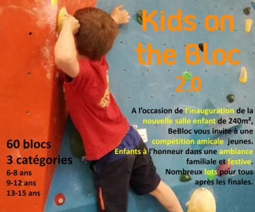 Kids on the Bloc 2.0 et inauguration