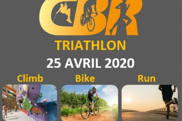 Triathlon Climb, Bike & Run par BeBloc le 25 avril