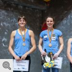 Podium dames<br />© Michaël Timmermans